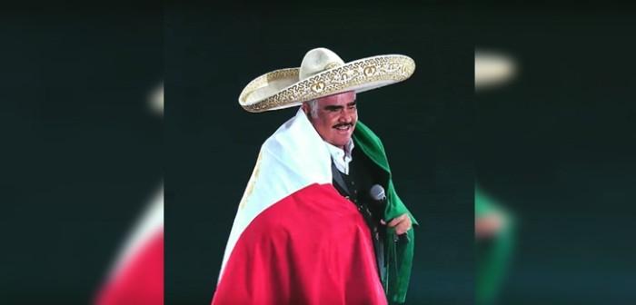 Vicente Fernández contó sobre cáncer de hígado