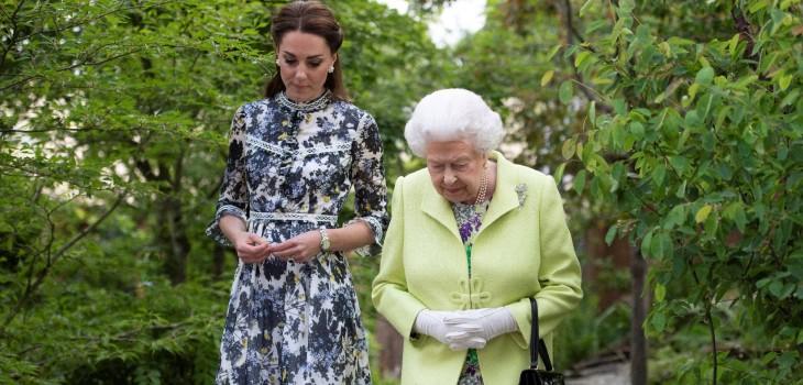 Problema de salud Kate Middleton y la reina Isabel II