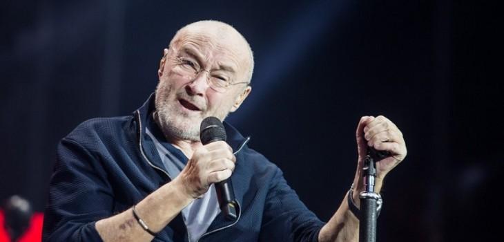 Imágenes de Phil Collins en silla de ruedas desató la preocupación de sus fanáticos