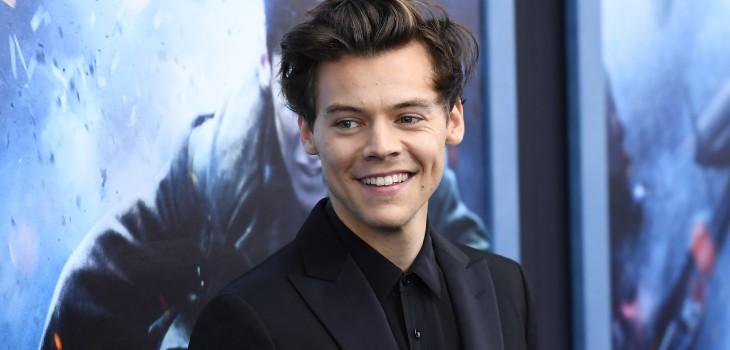 Harry Styles La Sirenita