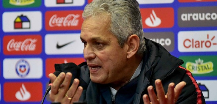 Reinaldo Rueda confirmó la oncena de la 'Roja' que irá frente a Japón