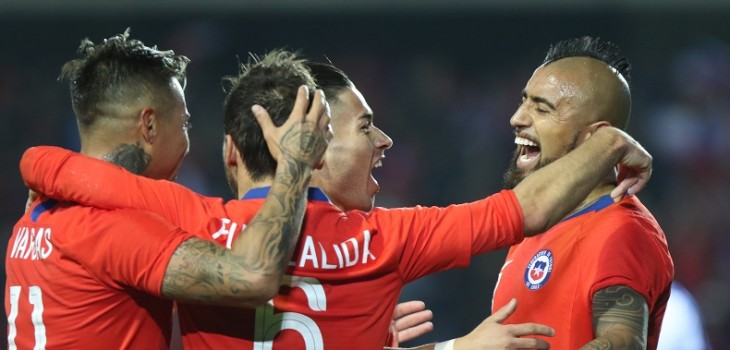 La Roja le ganó con lo justo a Haití en la previa de Copa América: hinchas reaccionaron con memes