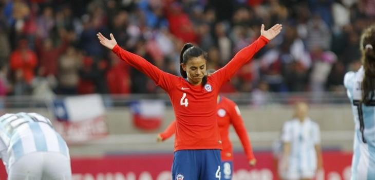 ¿Qué resultado le sirve a la 'Roja' para avanzar en el Mundial Femenino de Francia 2019?