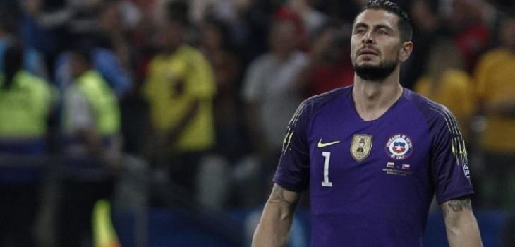 Gabriel Arias se reifirió a las críticas en Copa América