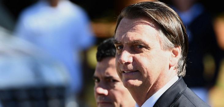 Militar de la comitiva de Bolsonaro es detenido por portar cocaína