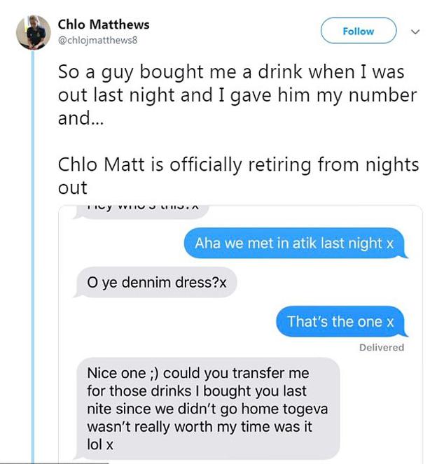 Chlo Matthews | Twitter