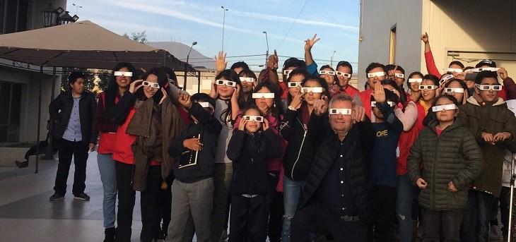 5 preguntas de niños sobre el eclipse respondidas por un astrónomo