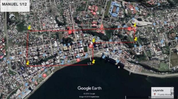 """El mecánico que se """"apoderó"""" del centro de Puerto Montt"""
