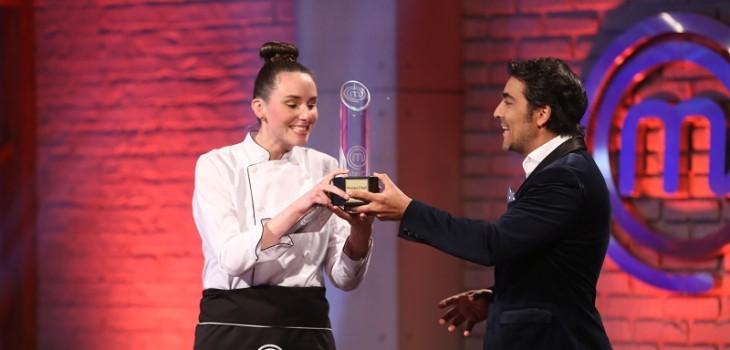 ¿Qué hará Camila Ruiz con los 25 millones de pesos que ganó en MasterChef?