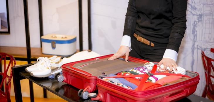 marie kondo chilena organizar maleta