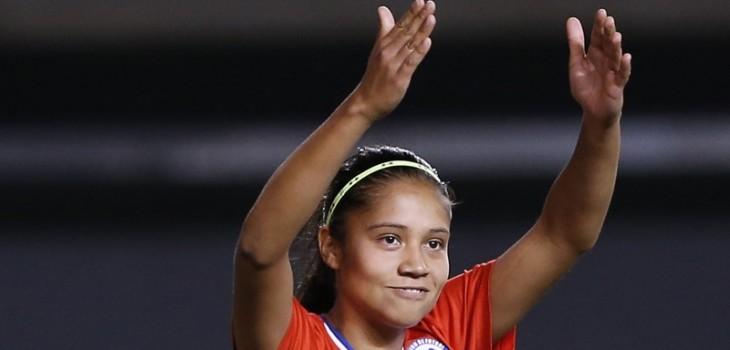 Alerta en la 'Roja': Fernanda Pinilla fue llamada de emergencia de cara al Mundial de Francia