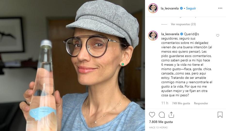 Leonor Varela   Instagram