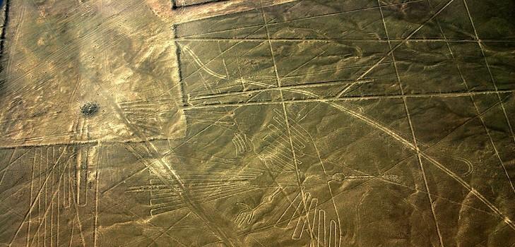 Descubrimiento líneas de Nazca