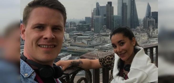 Natalia Rodríguez foto sospechas casamiento