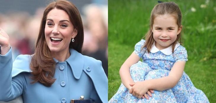 Kate Middleton contó pequeño conflicto con su hija Charlotte