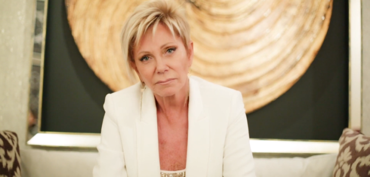 Raquel Argandoña culpó a ejecutivo de su despido de Canal 13