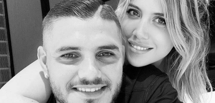La mini luna de miel de Wanda con Mauro Icardi