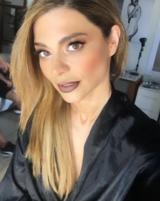 Antonella Ríos cambio de look
