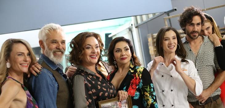 la nueva teleserie de Canal 13 ya reveló su fecha de estreno