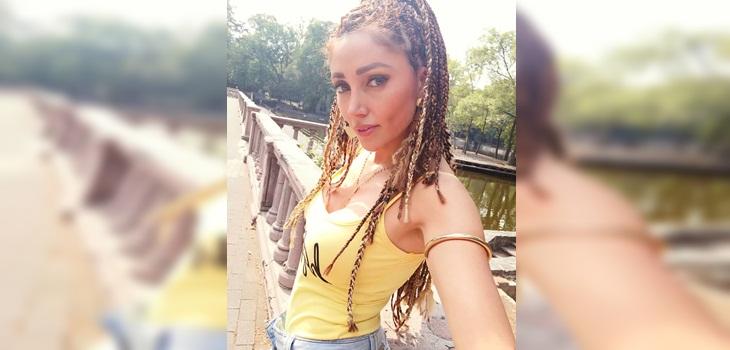 Carolina Molina relató que casi murió al grabar videoclip en el Cajón del Maipo