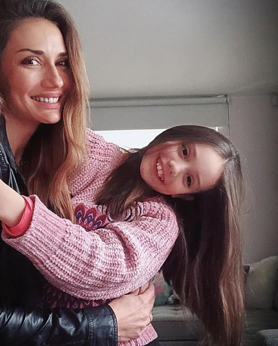 Cumpleaños hija Carola de Moras