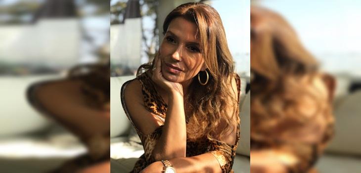 Cambio de look de Carolina Arregui