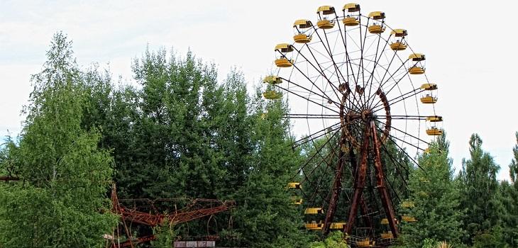 mariyka, la única niña que nació y creció en Chernobyl
