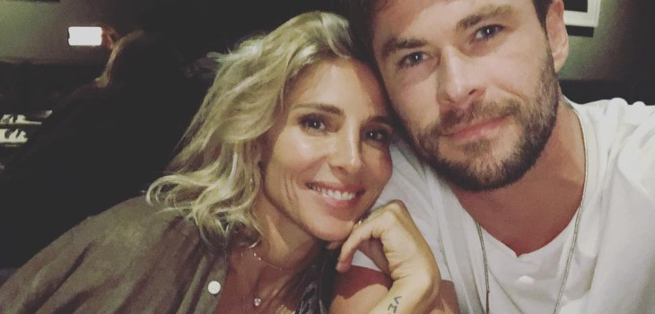 Hijos de Chris Hemsworth y Elsa Pataky