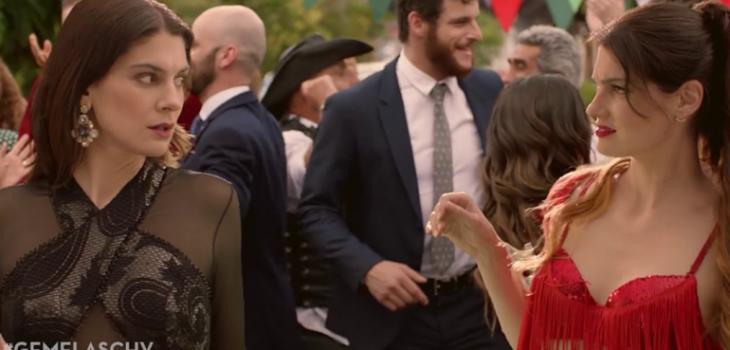Chilevisión se lanzó con toda la promoción de Gemelas