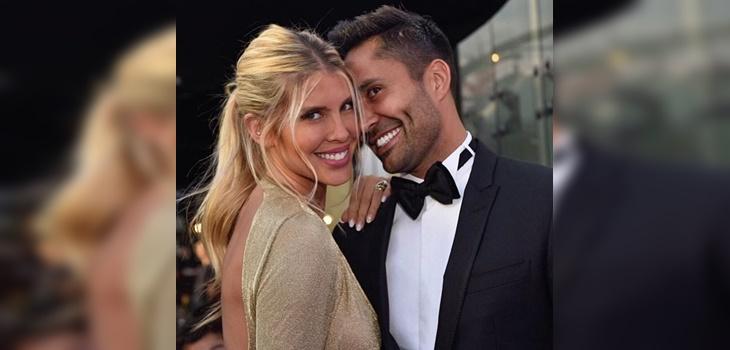Coté López celebró en redes aniversario de matrimonio