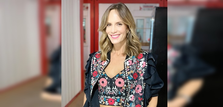 Diana Bolocco respondió a las críticas que ha recibido por sus looks en Mucho Gusto