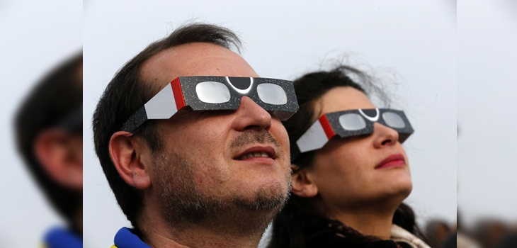 estos son los lentes que sirven para observar el eclipse solar
