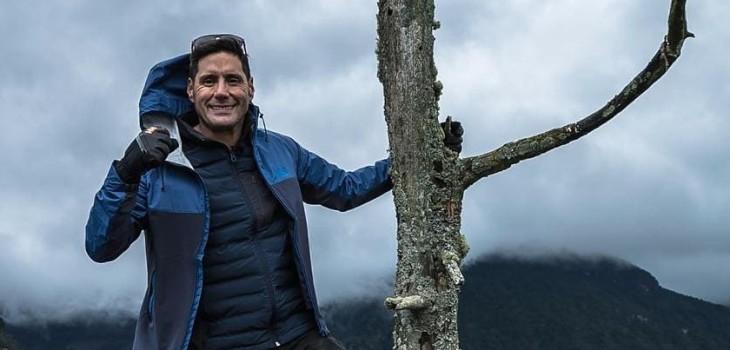 Francisco Saavedra otra vez vivió experiencia al límite en Lugares que hablan