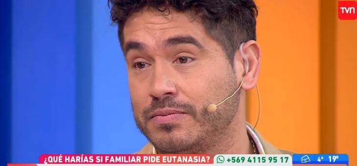 Gino Costa relató difícil episodio familiar