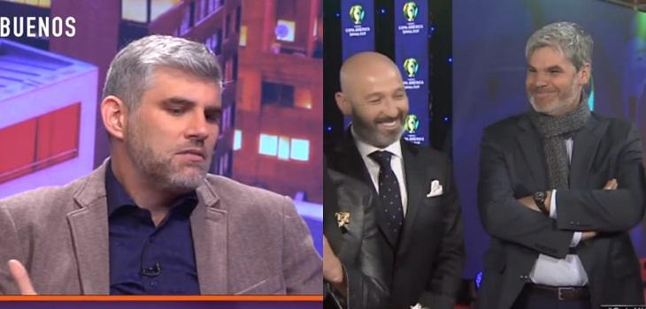 Manuel de Tezanos salió en defensa de Fran García-Huidobro tras broma de Guarello