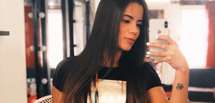 Hija de polola de Vidal crítica Instagram