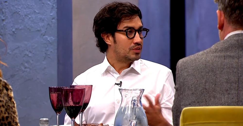 Héctor Morales contará cómo logró conquistar a Helénia en Podemos Hablar