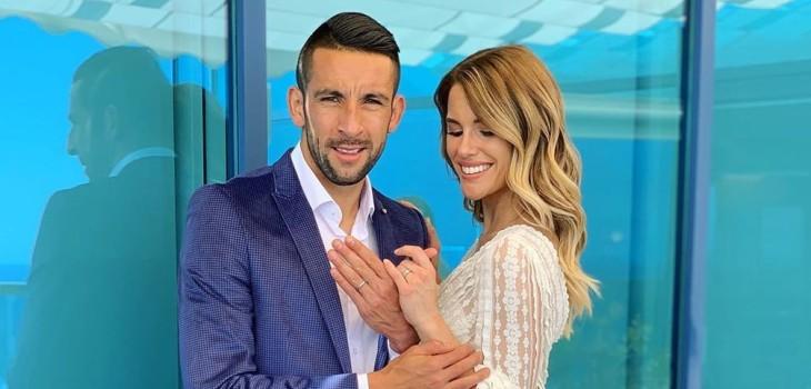 Maruicio Isla dedicó romántico mensaje a Gala por su aniversario
