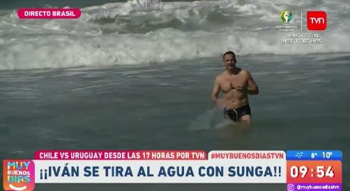 ivan nuñez en zunga desde brasil