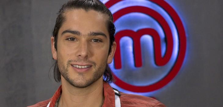José Miguel revela de romance en Masterchef