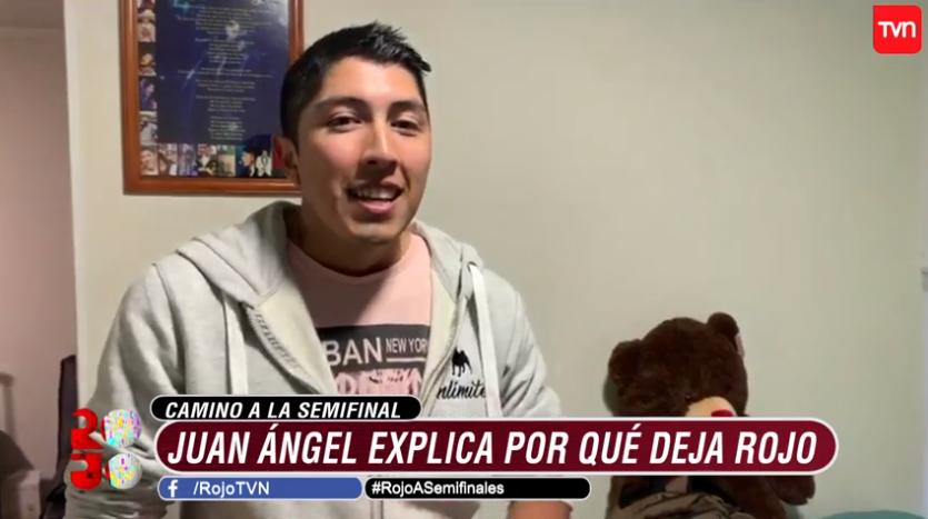Juan Ángel Mallorca deja Rojo: se irá a EEUU a producir su disco