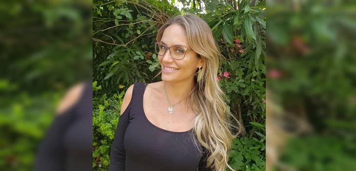 Kenita Larraín será la nueva panelista de 'Así Somos'