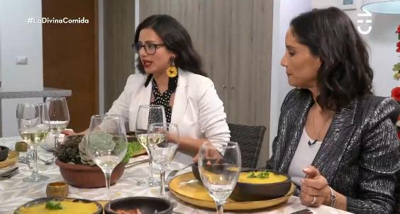 el inesperado fail de Karla Melo al prepararle un plato especial a Leonor Varela