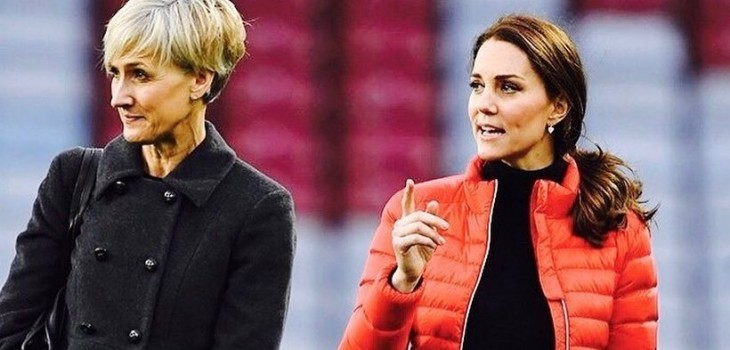 Catherine Quinn, la mano derecha de Kate Middleton que la prepara para ser la nueva princesa de Gales