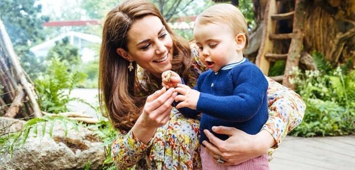 Kate Middleton hobby fotografía hijo