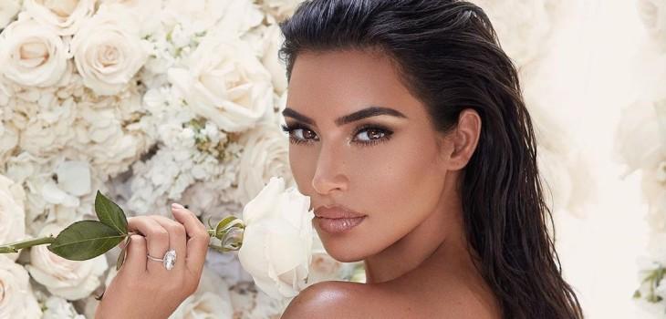 Kim Kardashian mostró el efecto de la psoriasis en sus piernas