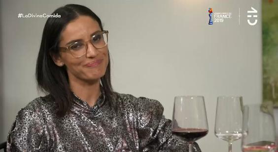 La emoción de Leonor Varela al recordar a su hijo Matteo en La Divina Comida