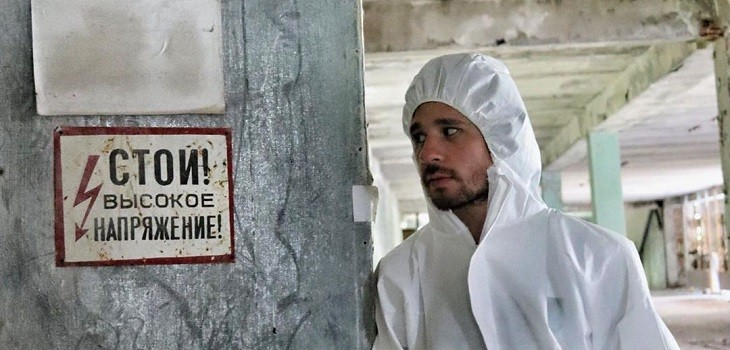 críticas a luisito comunica por visita a Chernobyl