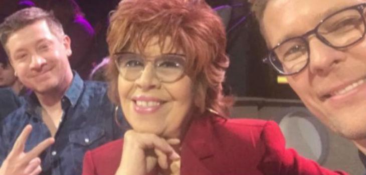 Maitén Montenegro sigue como jurado de Rojo