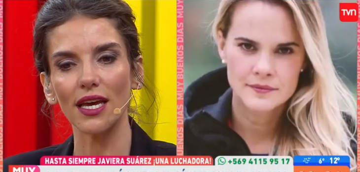 María Luisa y Javiera Suárez